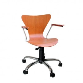 SILLA JACOBSEN CON RUEDAS REGULABLE y AB