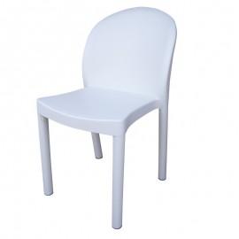 silla barcelona de plastico